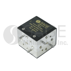 SAGE Millimeter社Waveguide Junction Isolators and Circulators
