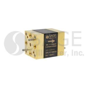 SAGE Millimeter社Full Band Faraday Isolators