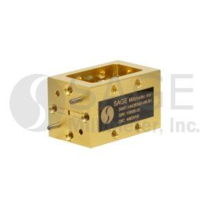SAGE Millimeter社Waveguide Filters, Bandpass