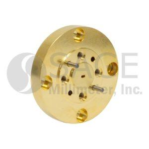 SAGE Millimeter社Waveguide Bulkhead Adapters