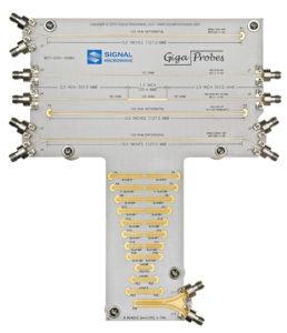 Signal Microwave社DB40-004 LRM Probe Board
