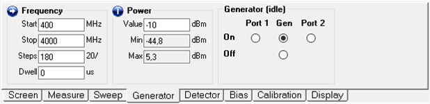 Generator(信号発生器)