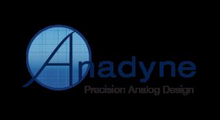 ANADYNE社は米国カリフォルニア州サンタクルーズにある、非常に優れた超ローノイズ、超広帯域なビデオ対数増幅器を設計・製造するメーカーです。