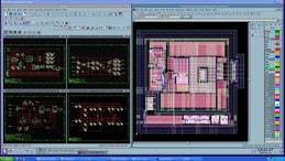 IC 設計およびレイアウト・サービス