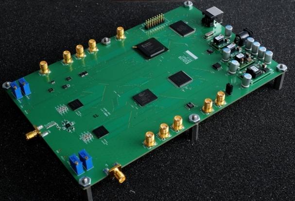 周波数チャープ送信機モジュール