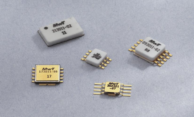 WiMax/WLAN用低コスト・パッケージングされたFET